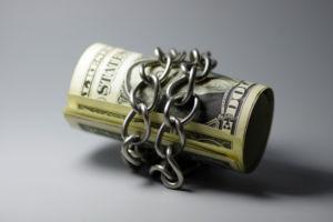 money on lock