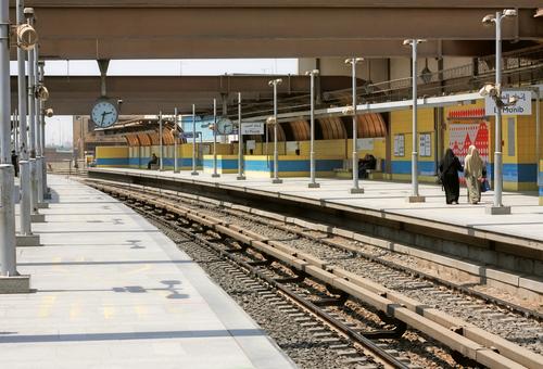 The Egyptian Train