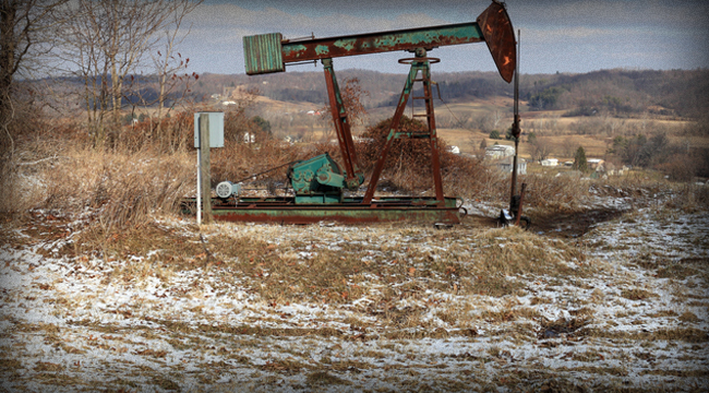 This WWI Oil Stash Is Set To Pay Off Again