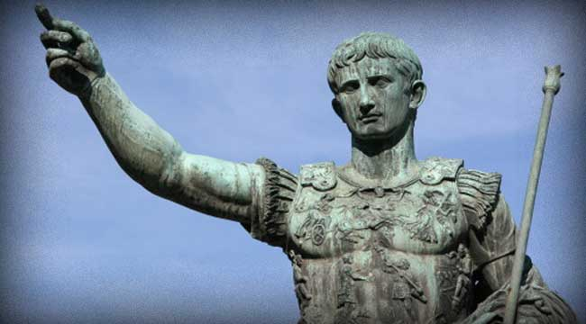 Julius Caesar's Gold...