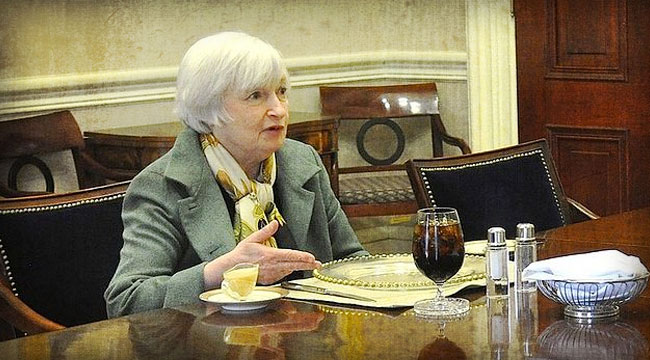 """Janet Yellen """"Did the Right Thing"""""""