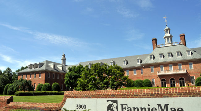 A Palace For Fannie (Mae) - Why The Imperial City Must Be Sacked