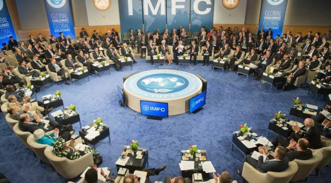 Behind Closed Doors at the IMF