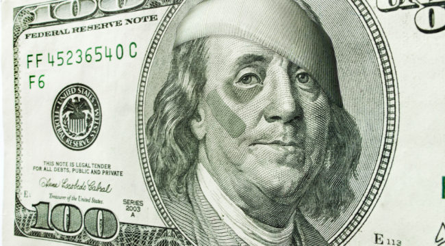 The 4-Front Assault on the Dollar