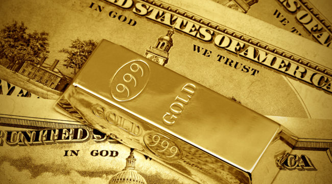 GOLD CRASHES: Here's Everything You Need to Know...